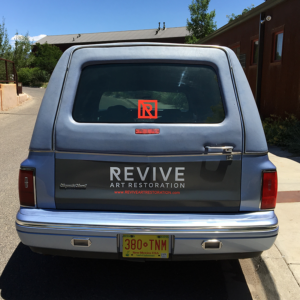 Revive Hearse